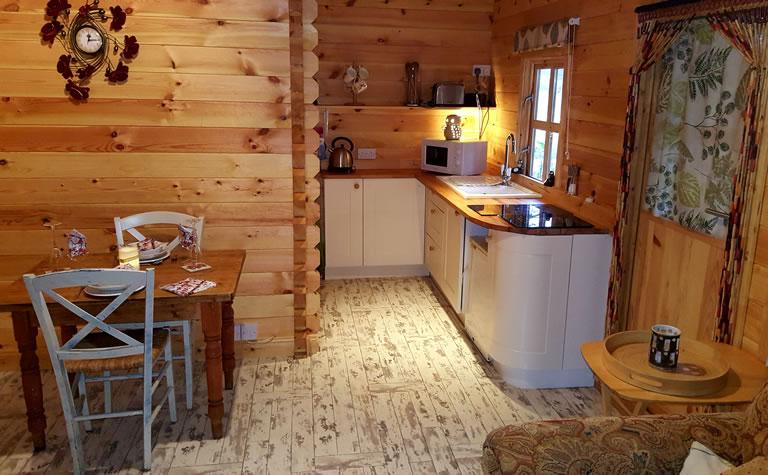 Woodlond Lodge Interior