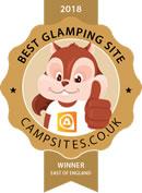 Glampsite Award