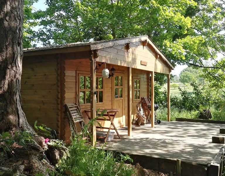 Woodland Lodge Exterior