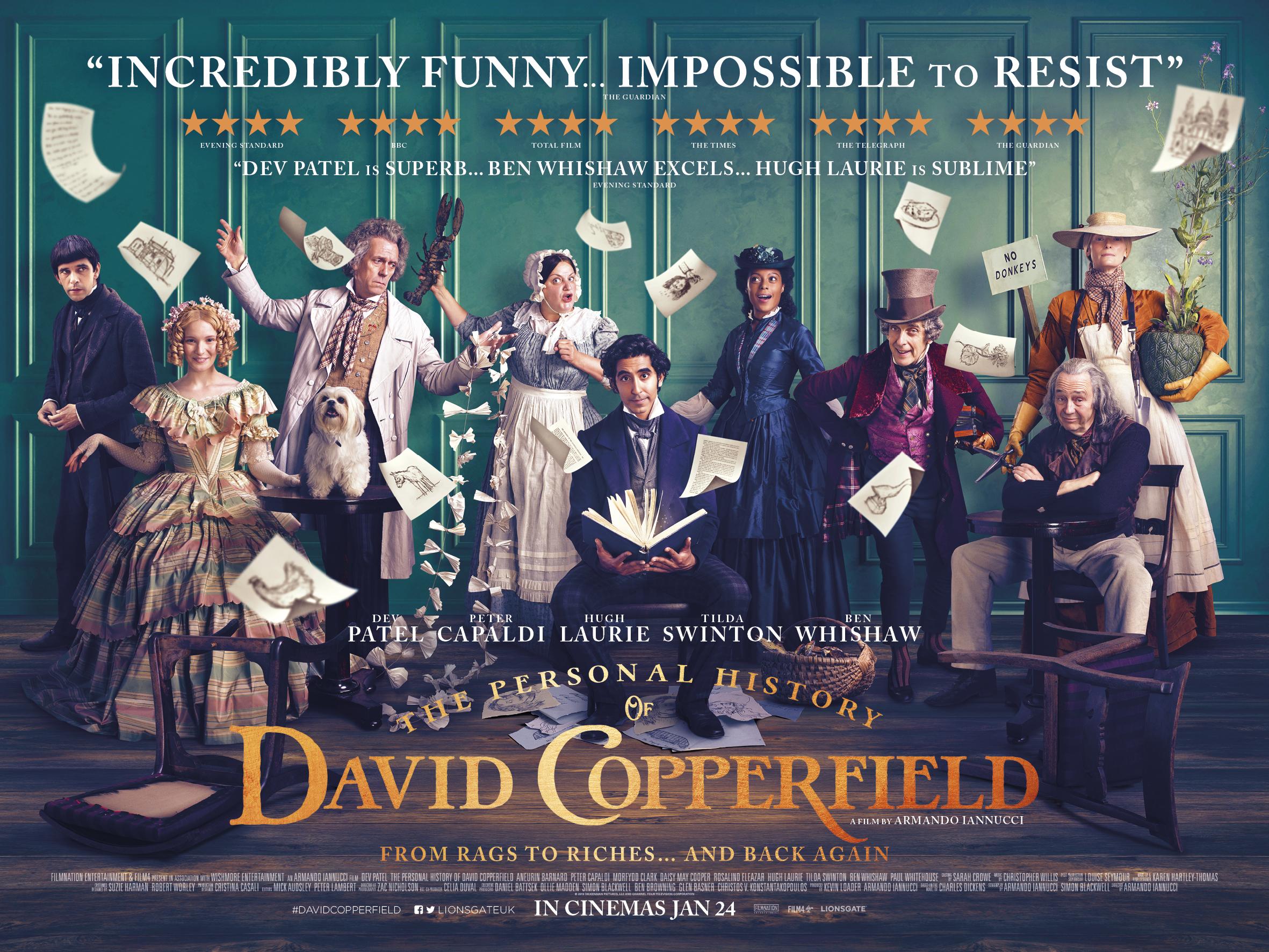 David Copperfield Bury St Edmunds
