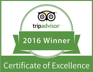 West Stow Pods TripAdvisor 2016 Winner