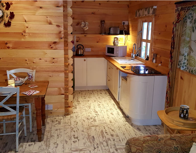 Woodland Lodge Interior