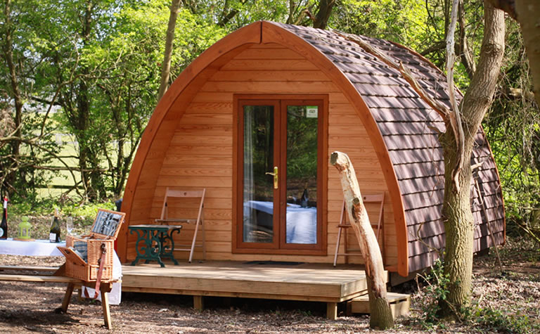 Glamping Mother's Day